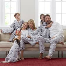 matching family pajamas party penguins the company store
