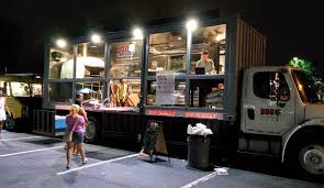 Retail Hell Underground: Funny Food Trucks: Taking