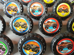 24 MONSTER JAM Rings Cupcake Toppers Cake Birthday Party Favors ... Personalised Monster Truck Edible Icing Birthday Party Cake Topper Buy 24 Truck Tractor Cupcake Toppers Red Fox Tail Tm Online At Low Monster Trucks Cookie Cnection Grave Digger Free Printable Sugpartiesla Blaze Cake Dzee Designs Jam Crissas Corner Cake Topper Birthday Edible Printed 4x4 Set Of By Lilbugspartyplace 12 Personalized Grace Giggles And Glue Image This Started
