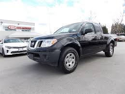 Used 2014 NISSAN TRUCK FRONTIER For Sale In Quesnel, British ...