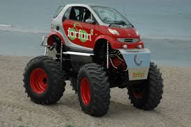 Smart Car Turned Monster Truck | Offroad Monsters Rv Trailer With A Smart Car And It Can Do Sharp Turns Sew Ez Quilting Vs Our Truck Car Food Truck Food Trucks Pinterest Dtown Austin Texas Not But A Food Smart Car Images 2 Injured In Crash Volving Smart Dump Wsoctv Compared To Big Mildlyteresting Be Album On Imgur Dukes Of Hazzard Collector Fan Fair The Smashed Between 1 Ton Flat Bed Large Delivery Page Crashed Into The Mercedes Cclass Sedan Went Airborne Image Smtfowocarmonstertruck6jpg Monster Wiki