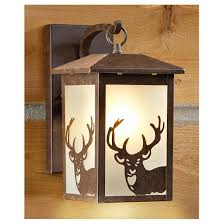 Outdoor Rustic Wall Lantern Gives Porches Or Entries Bright Style Beautifies And Illuminates With Unmissable Classic Appearance