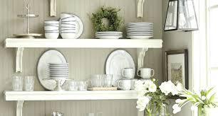 SMLF Open Kitchen Shelves Decorating Ideas Window Ledge