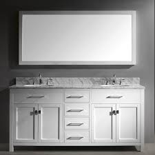 Industrial Modern Bathroom Mirrors by Home Decor 60 Inch Double Sink Bathroom Vanity Industrial