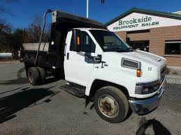 2005 GMC TopKick C4500 Dump Truck For Sale | Phillipston, MA | TK323 ...