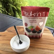 Sukrin1 Zero Calorie Sweetener