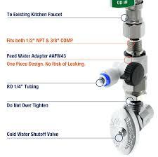 faucet adapter water filter kitchen faucet water filter attachment