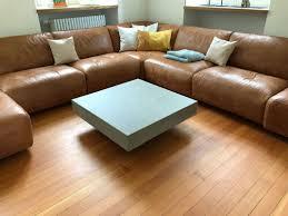 beton tisch betoncouchtisch wohnzimmertisch loungetisch