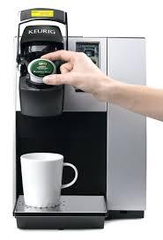 Keurig K475 Maer Coffee Maker Bundle Sandy Pearl Water Filter Replacement