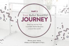 Your Ballet Beautiful Journey