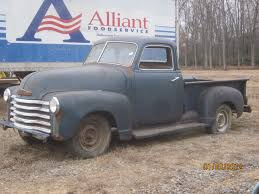 100 53 Chevy Truck For Sale Vintage Pickup Searcy AR