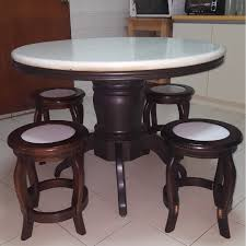Round Marble Table With 4 Chairs Round Marble Table With 4 Chairs Ldon Collection Cra Designer Ding Set Marble Top Table And Chairs In Country Ding Room Stock Photo 3piece Traditional Faux Occasional Scenic Silhouette Top Rounded Crema Grey Angelica Sm34 18 Full 17 Most Supreme And 6 Kitchen White Dn788 3ft Stools Hinreisend Measurement Tables For Arg Awesome Room Cool Design Grezu Home