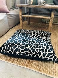 lounge kissen giraffe