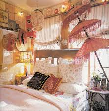 Bohemian Bedroom Vintage Bedrom With Grey Bed And Yellow Tufted Intended For The 5 Must Haves