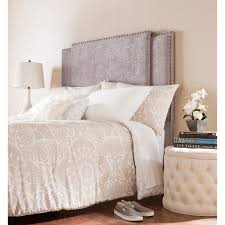 Aerobed With Headboard Full Size by Upholstered Headboard Full U2013 Clandestin Info