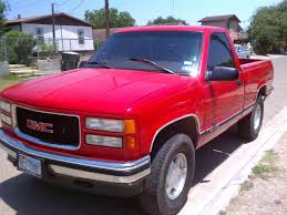 GMC Sierra 1500 Questions - I Have A 1997 Gmc Sierra 1500. I Want To ... Red 1998 Gmc Sierra Single Cab Short Bed Youtube Sierra 1500 Image 4 Photos Informations Articles Bestcarmagcom Truck Boss Plow For Sale Mid Michigan College 2500 Ext Utility Bed Pickup Truck Ite Fabtech 6 Performance System Wperformance Shocks 8898 Cover Quest Photo Gallery Gmc Lowrider Custom 20 Wheels 8lug Magazine 3500 Sle Ambulance Item De1843 Sold Aug Protouring Dually Flemings Ultimate