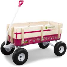 Pink John Deere Bedroom Decor by John Deere Steel Stake Wagon Walmart Com