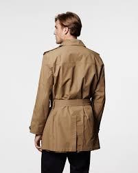 essex short trench coat for men london fog