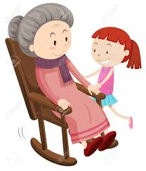 Grandmother On The Rocking Chair And Girl Illustration Crafting Comfort Alan Daigre Designs Good Grit Magazine Old Man Sitting In Rocking Chair Grandmother Rocking Chair Grandchildren Stock Vector The Every Grandparent Needs Simplemost Grandfather And Granddaughter Photo Man Photos Invest A Set Of Chairs Marriage Lessons From Grandparents Products Adirondack With Her Sitting In A Solid Wood Dusty Pink Off The Rocker Brief History One Americas Favorite Rex Rocking Chair Dark Brown From Rex Kralj