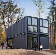 100 House Built From Shipping Containers MB Architecture Constructs University Building From Shipping