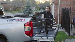 Toyota Truck Accessories - Bed Extender - YouTube Toyota Truck Accsories 4x4 Battle Armor Designs 2016 Tacoma V6 Limited Review Car And Driver Advantage 6001 Surefit Snap Tonneau Cover Ready For Whatever In This Fully Loaded The Begning Amp Research Bedxtender Hd Moto Bed Extender 052015 Rigid Industries 62017 Grille Camburg Eeering Alucab Explorer Canopy Shell Supercharged2002 2002 Xtra Cab Specs Photos Premium Rear Bumper Fab Fours Upgrades Pinterest 2018 Accsories Canada Shop Online Autoeq