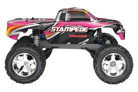 Traxxas® TRA36054-1-PINK - Stampede Series 1/10 Scale Pink 2WD ... Remote Control Toys Bopster Whosale Childrens Big Wheels Pick Up Monster Truck In 2 Colors Spiderman Toy Australia Pink Amazoncom Kids 12v Battery Operated Ride On Jeep With Blaze Starla Buy Online From Fishpondcomau And The Machines 21cm Plush Soft Kid Galaxy My First Rc Baja Buggy Toddler Car Ford Ranger Wildtrak 2017 Licensed 4wd 24v Power Dune Racer Free Shipping Today Overstock Popular Under 50 For Boys Girs Traxxas 110 Slash 2wd Rtr Tqi Ac Tra580345 Hot Jam Madusa Stunt Ramp 164 Scale