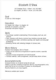 Marketing Resume Objective Statement Examples Objectives Student