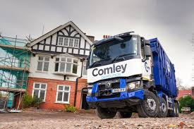 100 Demolition Truck First Renault TruckS IN SIXTY YEARS For Comley Demolition UK Plant