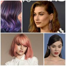 Top Hair Color Trends For Summer 2017