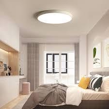 48w led deckenleuchte ultradünne 5 cm stufenlos dimmbar wohnzimmerle esszimmerle schlafzimmerleuchte badezimmerle spritzwassergeschützt