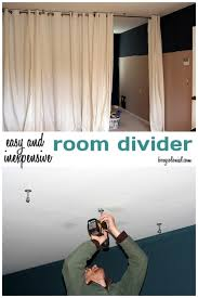No Drill Curtain Rods Ikea by Kvar Fail The Story Of A Room Divider Ceiling Mount Curtain