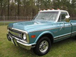 1969 Chevrolet C20 Camper Special