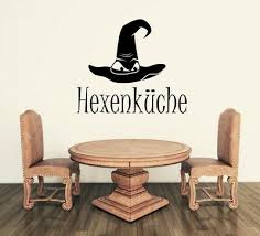 wandtattoo hexenküche küchen sprüche wandaufkleber hexe