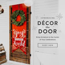 Choose A Christmas Door Decoration For Holiday Pizzazz North Pole