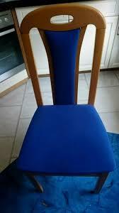 esszimmerstühle blau 2 4 oder 6 stück