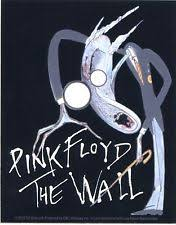 PINK FLOYD The Wall Teacher STICKER FREE SHIPPING Dark Side