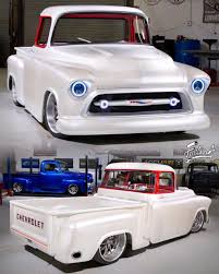 100 Where Are Chevy Trucks Built Snow White Built By Premierstreetrod 57snowwhite