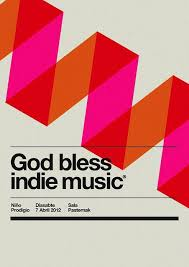 Holy Week Music Poster