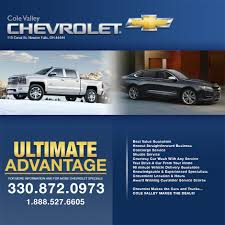 Cole Valley Advantage | Chevy Dealer Near Akron, OH Best American Cars Suvs And Trucks Consumer Reports Denver Used In Co Family Truck Built By Stacey David From The Awesome Ultimate Custom Car About Us Dealership Morrisville Pa Daddy Daughter Matching Shirts For Truck Enthusiasts Or Genesis G70 Wins 2019 North Car Of Year Award The Radiator Carl Super City Charitable Car Show In Lisburn A Great Success Ni Blog Gmade Drops Gs02 Bom Ultimate Trail Big Squid Rc Xk8 Rs Tells All Carsmotorcyclestrucks Pinterest Collector Hot Wheels Diecast