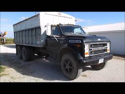 1972 Chevrolet C60 Custom Grain Truck For Sale | Sold At Auction ...