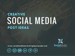 mediapost siege social creative social media post ideas