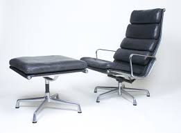 SOLD Eames Herman Miller Soft Pad Aluminum Lounge Chair With ... White Chair And Ottoman Cryptonoob Ottoman Fniture Wikipedia Strless Live 1320315 Large Recling Chair With Lyndee Red Plaid Armchair 15 Best Reading Chairs 2019 Update 1 Insanely Most Comfortable Office Foldingairscheapest Manual Swivel Recliner My Dads Leather Most Comfortable A 20 Accent For Statementmaking Space Leather Fniture Brands Curriers Eames Lounge Lounge Dark Walnut