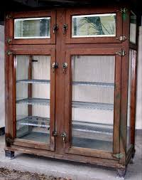 Antique Bakery Display Case Icebox Cabinet By Kissmyattvintage 240000 Not This But An