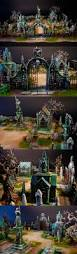 Dept 56 Halloween Village Ebay by 51 Best Holiday Halloween Village Displays Images On Pinterest