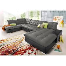 choisir canapé cuir canapé d angle panoramique en cuir véritable revêtement