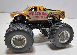 100 Monster Truck Tattoos Amazoncom 2011 Hot Wheels Jam 2680 Wrecking Crew 164