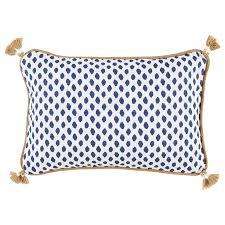 Decorative Lumbar Throw Pillows by Blue And White Decorative Pillows Chinese Style Decorative