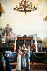 Santa Barbara Courthouse Mural Room by Santa Barbara Courthouse Wedding Photographer U2014 Paola Nazati
