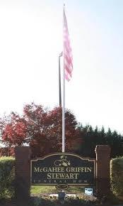 McGahee Griffin & Stewart Funeral Home Home