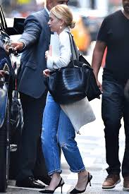 See How Ashley Olsen Elevates A Pair Of Jeans